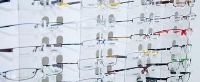 occhiali, negozio, lavoro