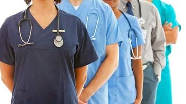 ospedale, medici, infermieri