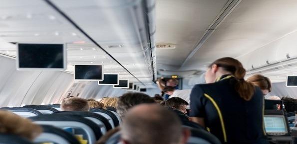 lavoro, trasporto aereo