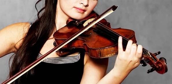 musica, violino, suonare