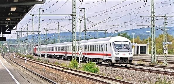 deutsche bahn, ferrovie tedesche