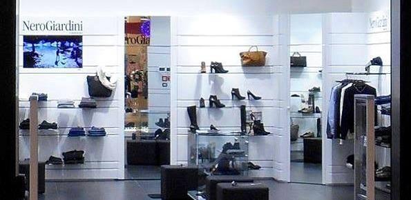 nerogiardini negozio calzature