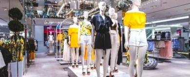 h&m negozio abbigliamento