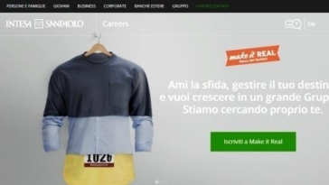 intesa sanpaolo recruiting game make it real