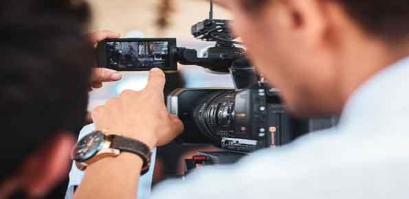 scenografia cinematografia audiovisivi