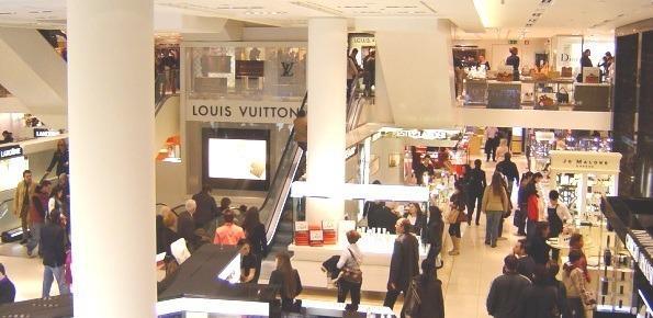 rinascente department store