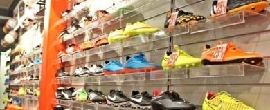 negozio articoli sportivi