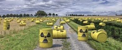 nucleare, radioattvo, scorie