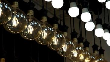 lampadine, energia elettrica, illuminazione