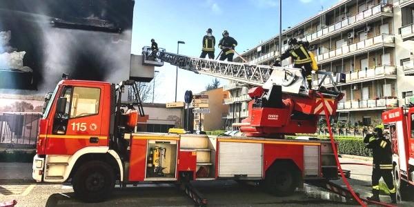 vigili del fuoco, pompieri