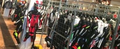 dainese negozio abbigliamento moto