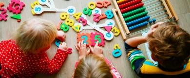educatori, infanzia, bambini