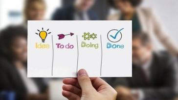 idea, progetto, team