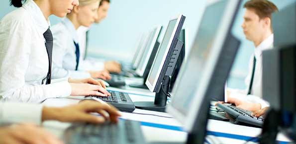 lavorare, informatica, computer, it