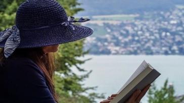 concorso, letterario, libro, lago
