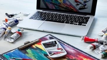 illustratori, artisti, concorso, creativo