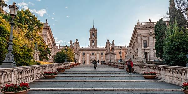 Cmune Roma, Capitale, Palazzo