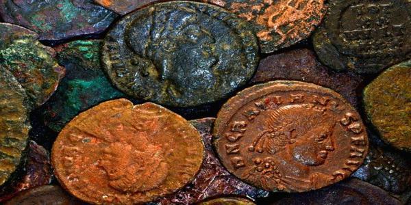 medaglia, monete
