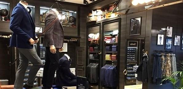 dan john negozio abbigliamento