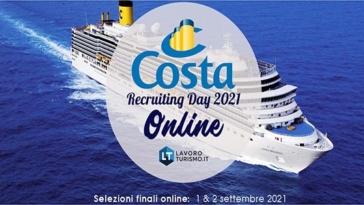 Recruiting Day Costa Crociere