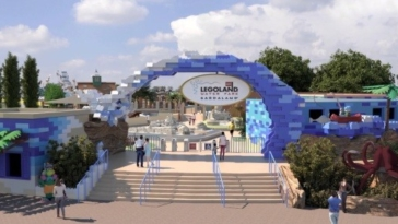 Gardaland Legoland Water Park