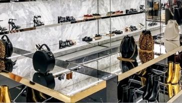 Yves Saint Laurent negozio
