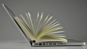 libro, computer, concorso, letterario