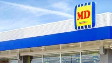 MD discount supermercato