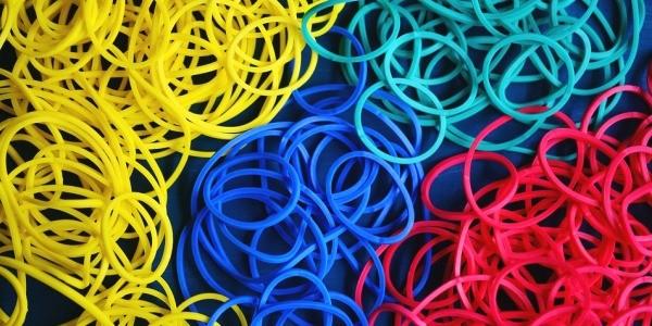 anelli di gomma