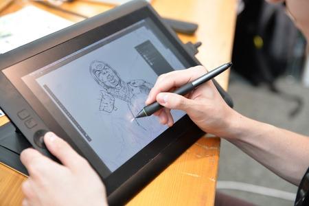 disegnare fumetto