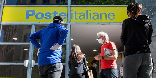 poste italiane sportello