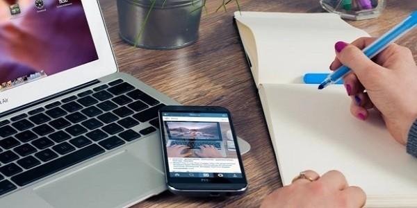 ufficio, lavoro, digitale, formazione