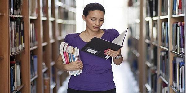 archivista, biblioteca, archivio, libri