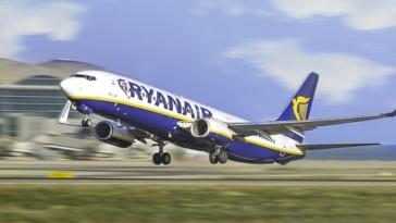 ryanair, aereo