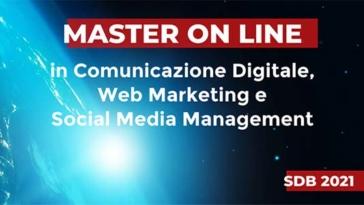 Master online in Comunicazione Digitale