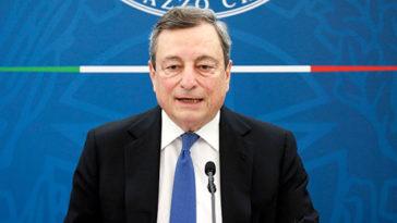 Draghi, governo, decreto