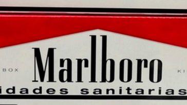 philip morris marlboro sigarette