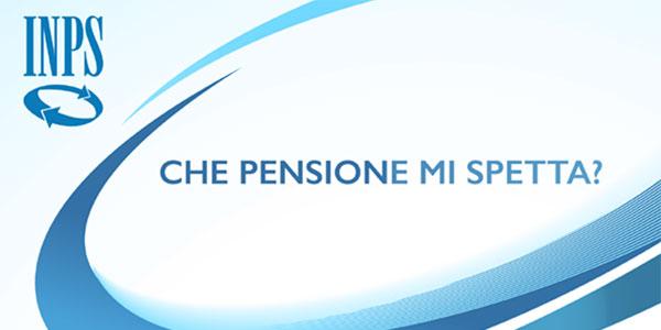 INPS guida pensione