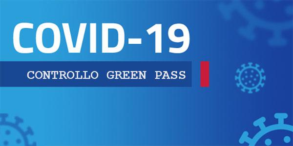 controllo green pass