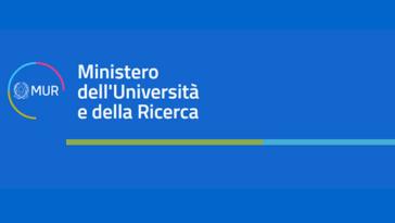 Ministero dell'università e della ricerca MUR
