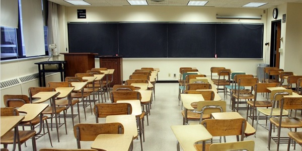 scuola, classe, aula