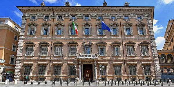 Senato Palazzo Madama