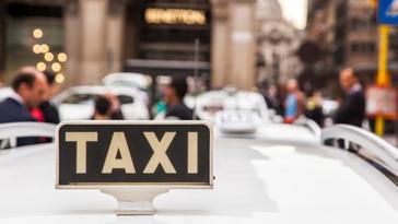 taxi Milano