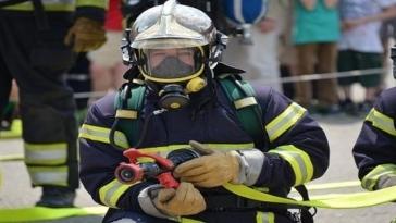 pompiere, lavoro