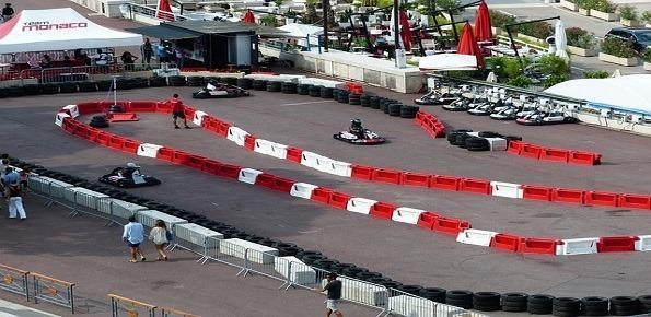 motorsport, parco