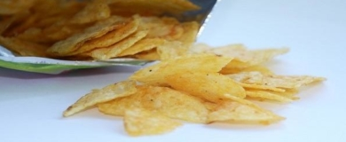 produzione, patatine